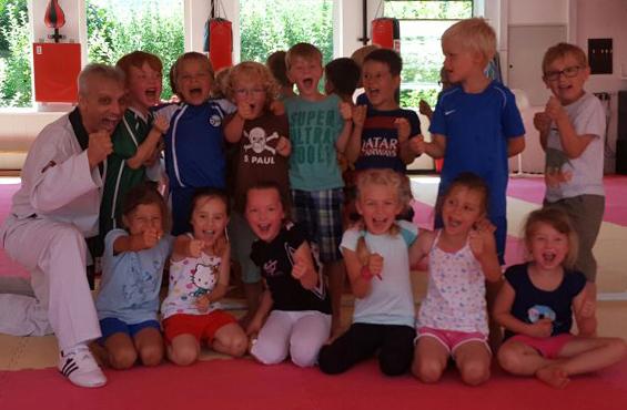 Schulanfänger Kindergarten St.Michael Achern Schnuppertag