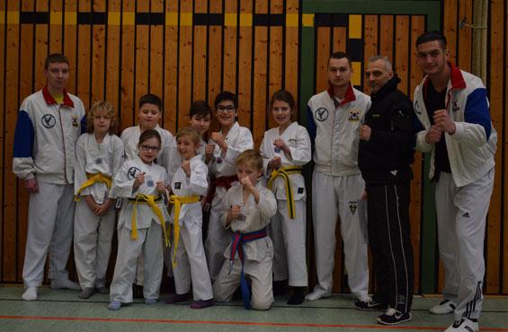 Baden-Württembergische Leichtkontakt-Meisterschaft in Offenburg-Elgersweier