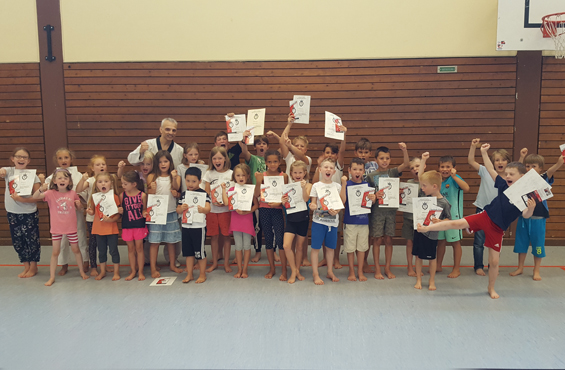 Kinderferienprogramm in Lauf