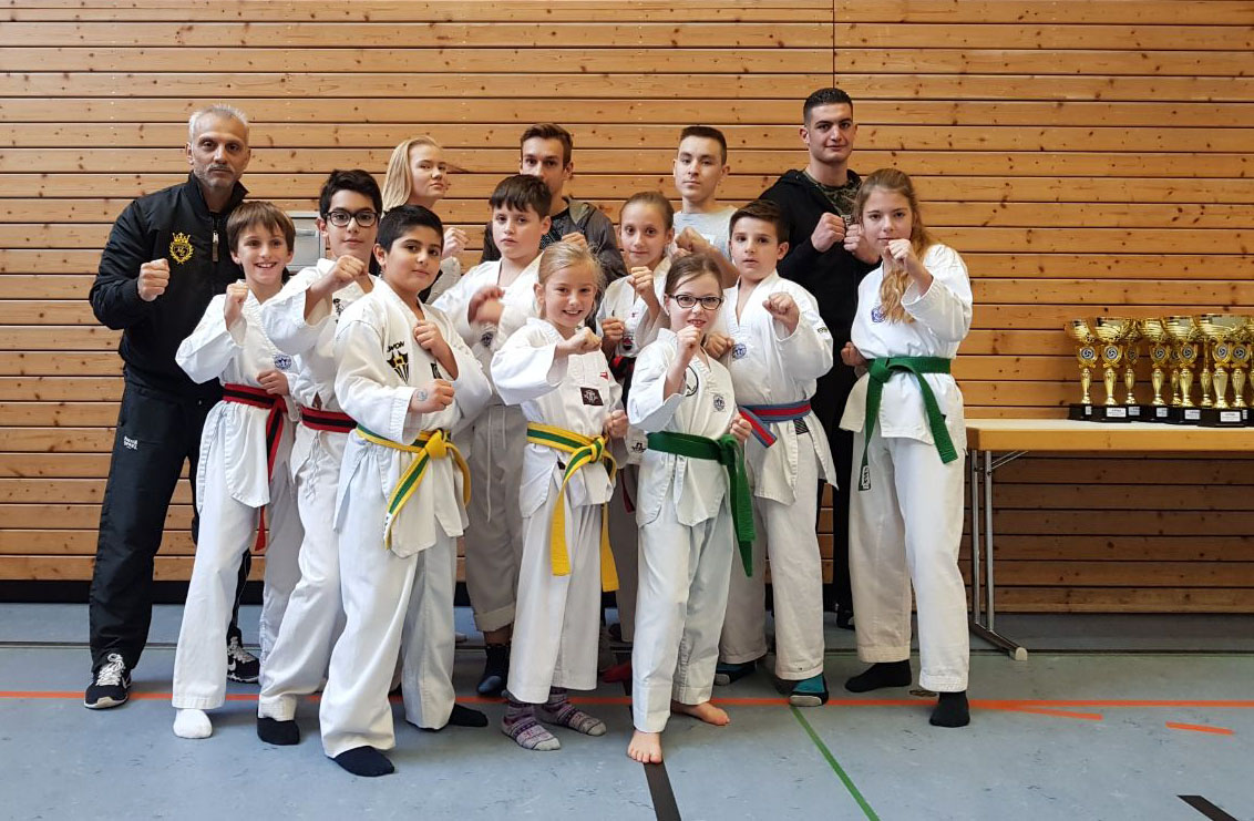 22. Teakwondoturnier Bretten