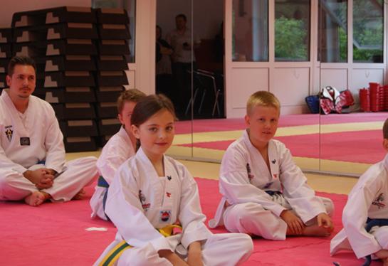 Taekwondo Prüfung Mai 2015